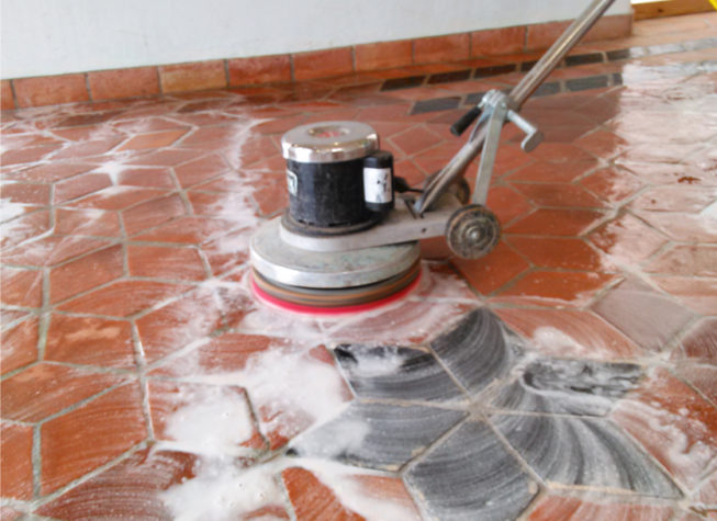 Clay Tile Repair Cleaning And Sealing West Palm Beach Fl